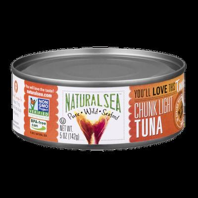 Natural Sea Chunk Light Tuna