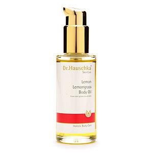 Dr.Hauschka Skin Care Lemon Lemongrass Body Oil