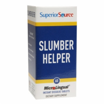 Continental Vitamin Slumber Helper, 60 Instant Dissolve Tablets, Superior Source