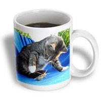 Recaro North 3dRose - Taiche Photography - Cats Tabby Cat - 15 oz mug