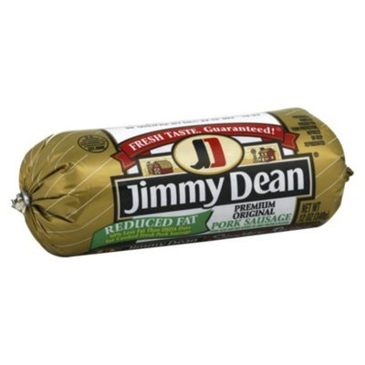 Jimmy Dean Reduced Fat Premium Original Roll Pork Sausage 12-oz.