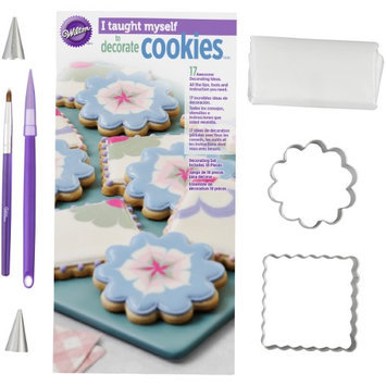 Wilton I Taught Myself: Cookies-Itm2 Cookies