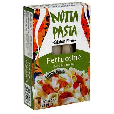 Notta Pasta Fettuccine, 16-Ounces (Pack of 6)