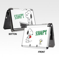 Pacers Snoopy Nintendo 3DS skins decorative decals sticker