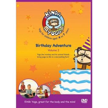 Cheers Media Kinda Yoga: Birthday Adventure - DVD