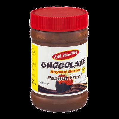 I.M. Healthy Peanut Free SoyNut Butter Chocolate