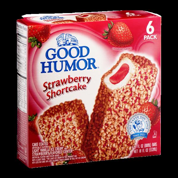 Good Humor® Strawberry Shortcake