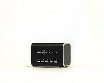 Visiontek RockDoc Bluetooth Portable 2-Way Speaker - Black