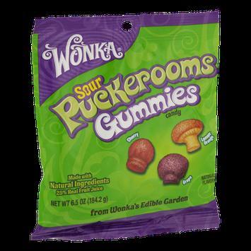 Wonka Puckerooms Gummies Sour Variety Pack