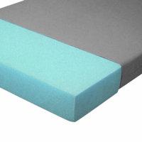 Mason Medical Bed Renter II Densified Fiber Mattress, Green, 76x36x5.5, 1 ea