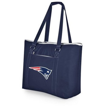 Nfl - New England Patriots NFL - New England Patriots Navy Tahoe Cooler Tote