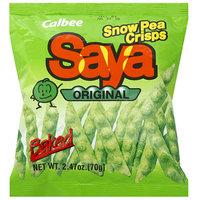 Calbee Snowpea Crisps