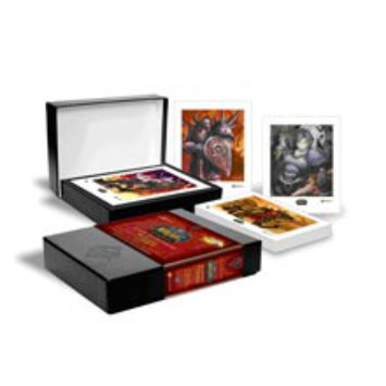 Upper Deck World of Warcraft Trading Card Game - Boxed Art Cards: Horde