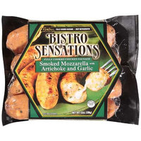 Benetino's Bistro Sensations: Sausage Chicken Smoked Mozzarella w/Artichoke & Garlic Meat, 12 Oz