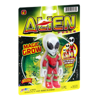 Ja-Ru Alien Force Magic Glow Put in Water and Grow Toy