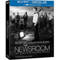 The Newsroom: The Complete Second Season (Blu-ray) (Widescreen)