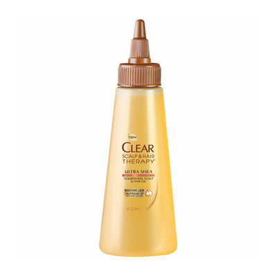 Clear Scalp & Hair Therapy Ultra Shea Nourishing Scalp & Hair Oil