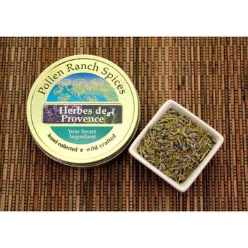 Pollen Ranch Herbes de Provence with Fennel Pollen & Lavender (1 oz.)