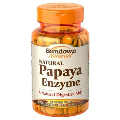 Sundown Naturals Papaya Enzyme