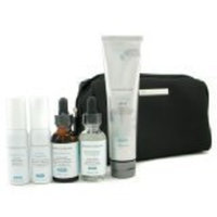 Skin Ceuticals Advanced Brightening System Kit - 5pcs+1bag