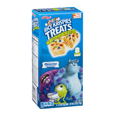 Kellogg's® Monster Munchlettes Rice Krispies Treats