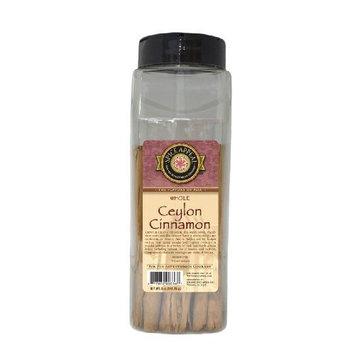 Spice Appeal Ceylon Whole Cinnamon, 5-Ounce Jars (Pack of 3)