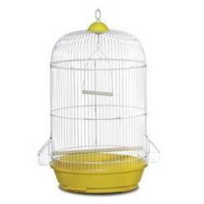 Mojetto Prevue Pet Products #31999 Small Round Cage 13