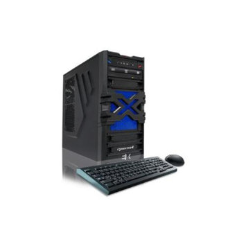 CybertronPC ViperX5 TGMVPRX534GN Gaming PC - Intel Core i5-4690K 3.50GHz, 8GB DDR3, 1TB Hard Drive, DVDRW, 2GB AMD Radeo