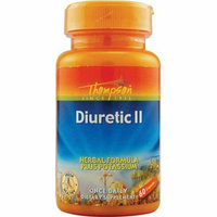 Thompson Nutritional Thompson Diuretic II 60 Capsules