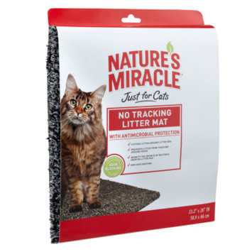 Nature's Miracle NATURE'S MIRACLETM No Tracking Cat Litter Mat