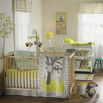 Lolli Living Animal Tree 4pc Crib Bedding Set