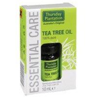 Nature's Plus Tea Tree Water Soluble Solution 15% Thursday Plantation 10ml Liquid