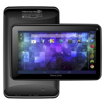 Visual Land Prestige 9D Dual Core 8GB Android 4.2 Tablet Black