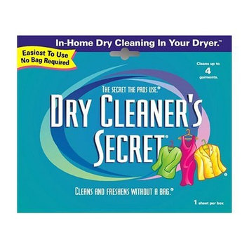Dry Cleaner's Secret Packs