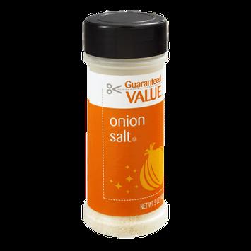 Guaranteed Value Onion Salt