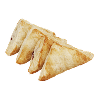 Ahold Freshly Bake Turnovers Cherry Filled - 4 CT