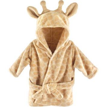 Baby Vision Hudson Baby Giraffe Plush Bath Robe