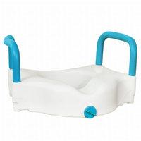 AquaSense 3-Way Raised Toilet Seat