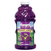 Hansen's Grape Juice, 64 Ounce Bottles (Pack of 8)