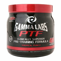 Gamma Labs Pre-Training Formula