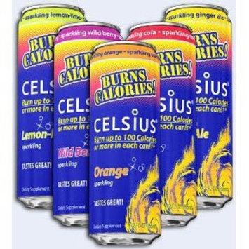 Celsius - Celsius Original Calorie Burner Sparkling Ginger Ale - 4 Pack(s) ( Multi-Pack)