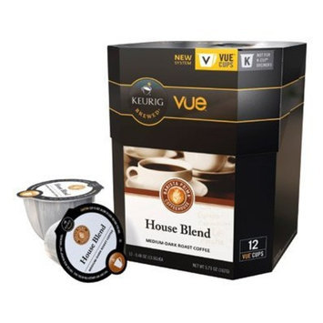 Keurig V-Cup Barista Prima Coffeehouse House Blend 12ct