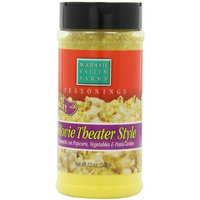 Wabash Valley Farms Popcorn Seasoning, Movie Theater Style, 12-Ounce Jars (Pack of 3)