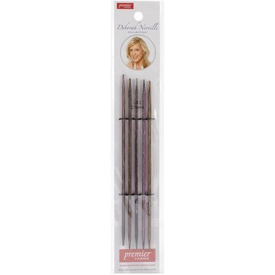 Sierra Accessories Deborah Norville Double Pointed Needles 6