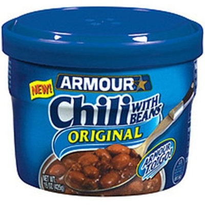 Armour Ready to Go Chili with Beans, 15-Ounce (Pack of 6)