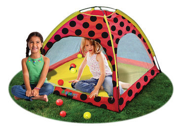 Gigatent Lady Bug Play Tent