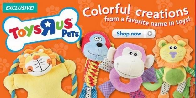 Toys R Us Pet Toys