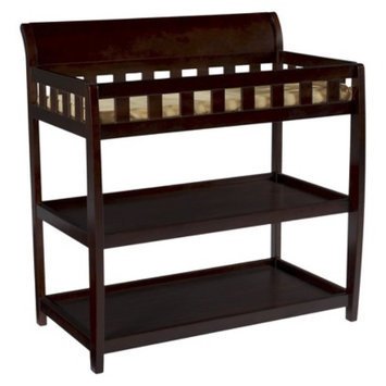 Delta Children Delta Bentley Changing Table - Chocolate