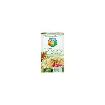 Full Circle Organic Apple & Cinnamon Instant Oatmeal (Case of 12)