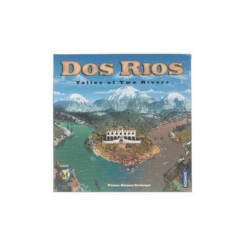 Mayfair Games Dos Rios: Valley of Two Rivers